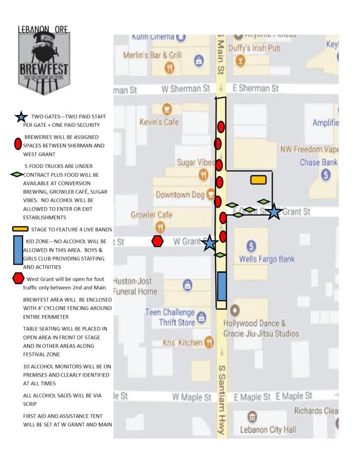 BREWFEST AREA MAP.pub